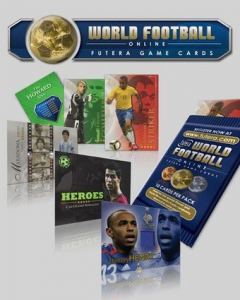 Futera World Football Online 2009-2010. Series 1