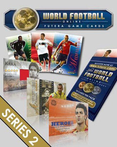 Futera World Football Online 2010-2011. Series 2
