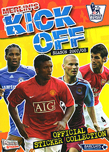 Merlin English Premier League 2007-2008. Kick off