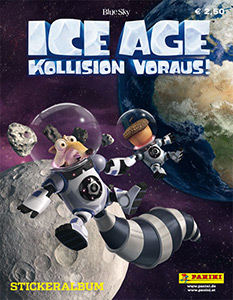 Panini Ice Age 5: Collision Course