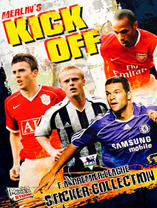 Merlin English Premier League 2006-2007. Kick off