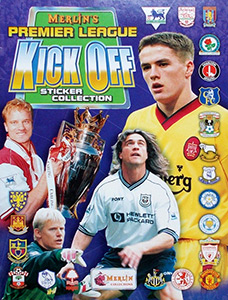 Merlin English Premier League 1998-1999. Kick off