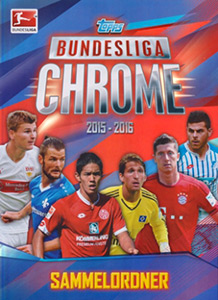 Topps Bundesliga Chrome 2015-2016