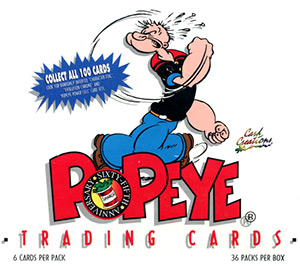 Card Creations Popeye