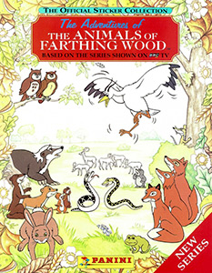 Panini The Adventures of the Animals of Farthing Wood. New series