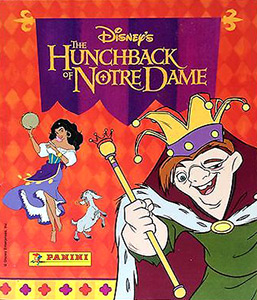 Panini The Hunchback of Notre Dame