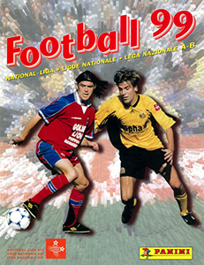 Football Switzerland 1998-1999