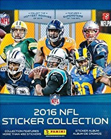 Panini NFL Sticker Collection 2016