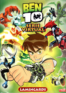 Edibas Collections Ben 10. The Virtual Series
