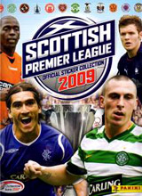 Panini Scottish Premier League 2008-2009