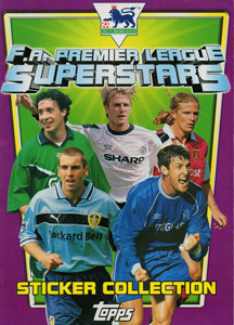 Topps F.A. Premier League SuperStars 1999-2000