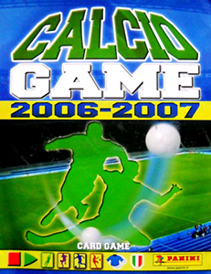 Panini Calcio Game 2006-2007