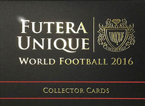 Futera World Football UNIQUE 2016