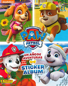Panini PAW Patrol: Paw Patrol: A Year of Adventures