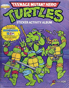 Diamond Teenage Mutant Hero Turtles