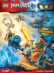 Blue Ocean LEGO Ninjago Trading Card Game