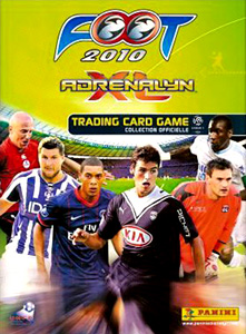 Panini FOOT 2009-2010. Adrenalyn XL
