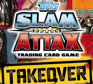 Topps Slam Attax Takeover
