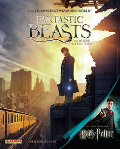 Panini Fantastic Beasts and Where to Find Them
