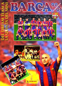 Panini Barça 1990-96 Dream Team