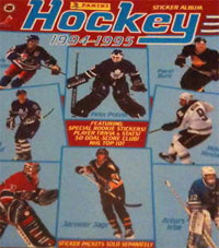 Panini NHL Hockey 1994-1995