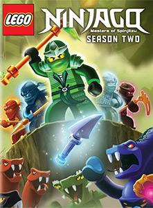 LEGO Ninjago: Masters of Spinjitzu. Season Two