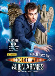Panini Doctor Who: Alien Armies