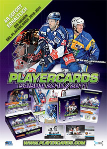 City-Press Playercards DEL 2010-2011