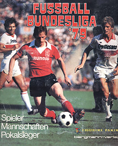 Panini German Football Bundesliga 1978-1979