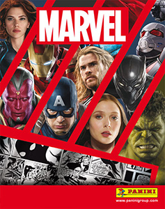 Panini MARVEL Heroes Trading cards