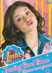 Topps Soy Luna. Trading cards