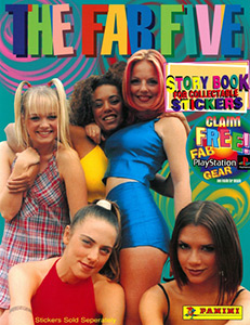 Panini Spice Girls
