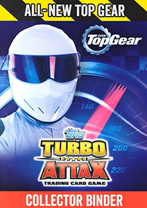 Topps Top Gear Turbo Attax 2016
