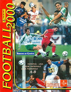 Panini Football Switzerland 1999-2000