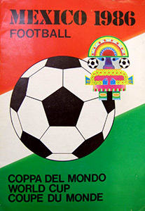 Edizioni Flash Mexico 1986. World Cup