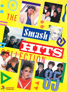 Panini The Smash Hits Collection 1985