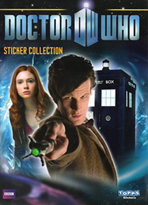 Topps Doctor Who