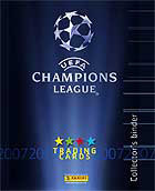 UEFA Champions League 2006-2007. Trading Cards Game