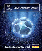 UEFA Champions League 2007-2008. Trading Cards Game
