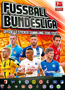Topps German Football Bundesliga 2016-2017