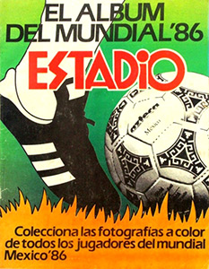 Estadio Mexico 86