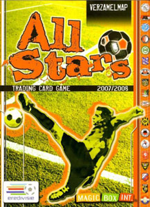 Magic Box Int All Stars Eredivisie 2007-2008