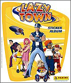 Panini Lazy Town