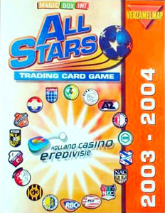 Magic Box Int All Stars Eredivisie 2003-2004