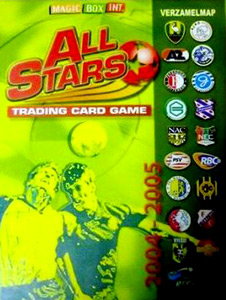 Magic Box Int All Stars Eredivisie 2004-2005