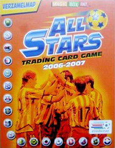 Magic Box Int All Stars Eredivisie 2006-2007