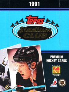 Topps Stadium Club Hockey 1991-1992