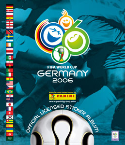 Panini FIFA World Cup Germany 2006