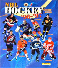Panini NHL Hockey 1996-1997