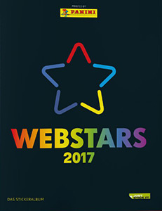 Juststickit! Webstars 2017
